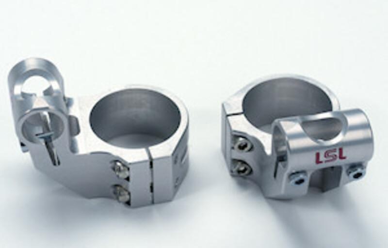 Guidons bracelet LSL Offset High +25mm - hauteur +37mm/5°