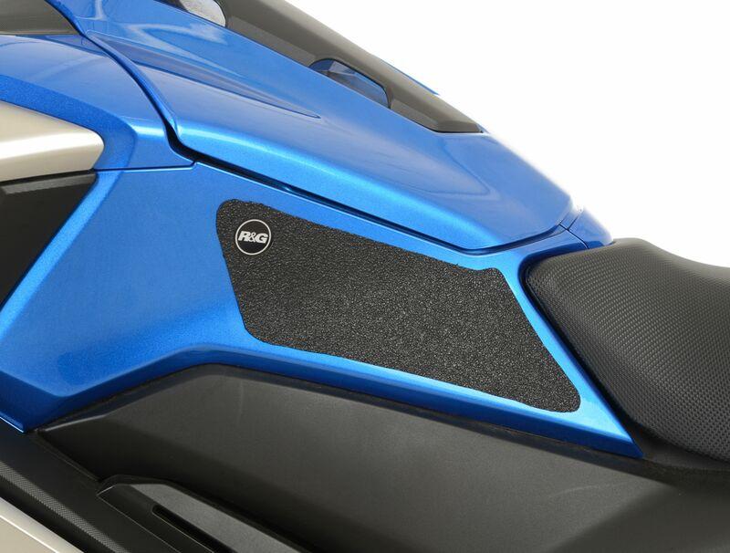 Kit grip de réservoir R&G RACING translucide 2 pièces Honda NC750X