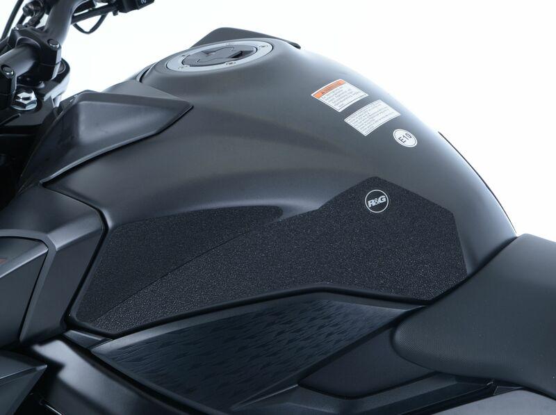 Kit grip de réservoir R&G RACING translucide 4 pièces Suzuki GSX-S750