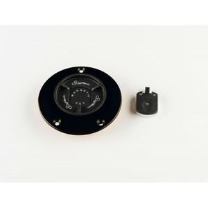 Bouchon de réservoir à clé magnétique NOIR