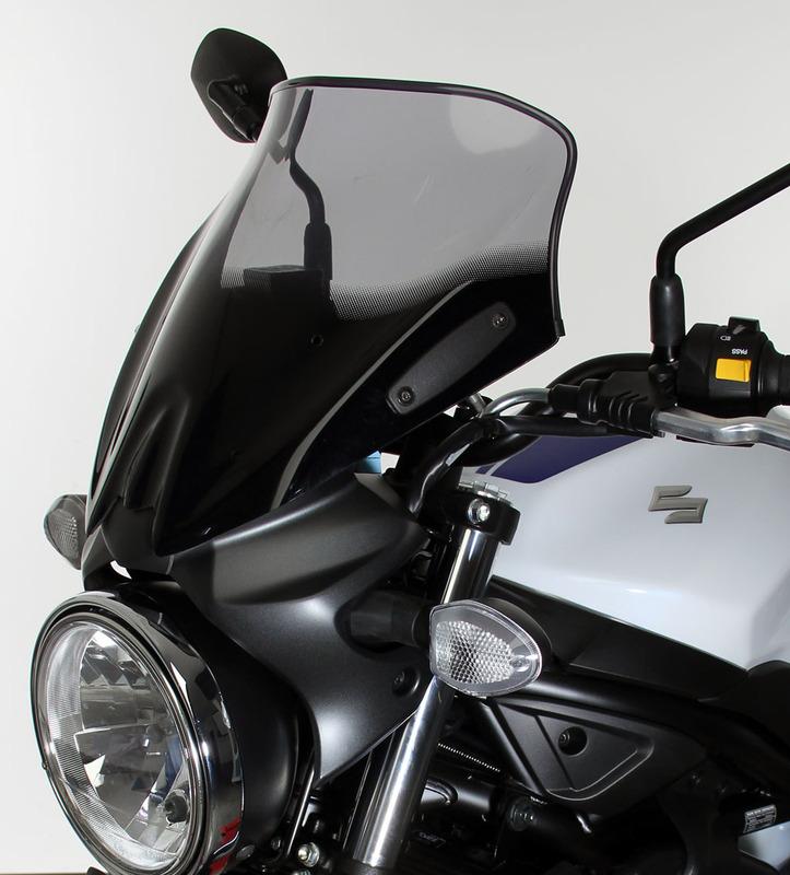 Bulle MRA Spoiler NSN - Suzuki SV650