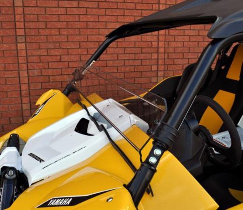 Bulle DIRECTION 2 Low SSV - Yamaha YXZ1000R