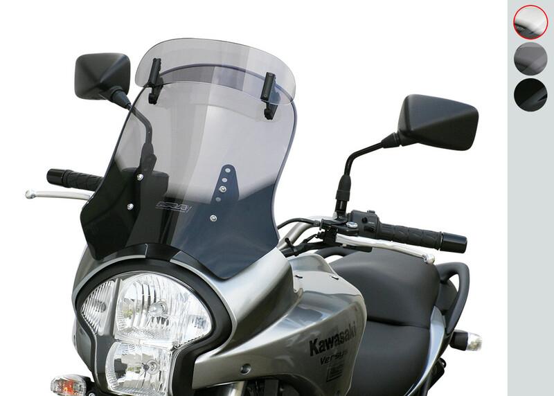 Bulle MRA Variotouring VT avec spoiler - Kawasaki Versys 650