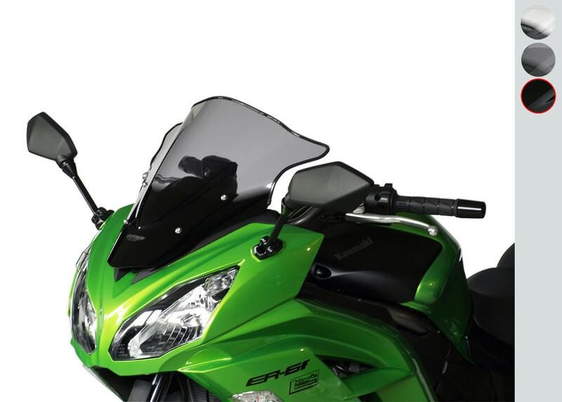 Bulle MRA Racing R - Kawasaki ER-6F