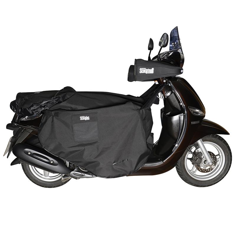 Tablier scooter universel OXFORD noir