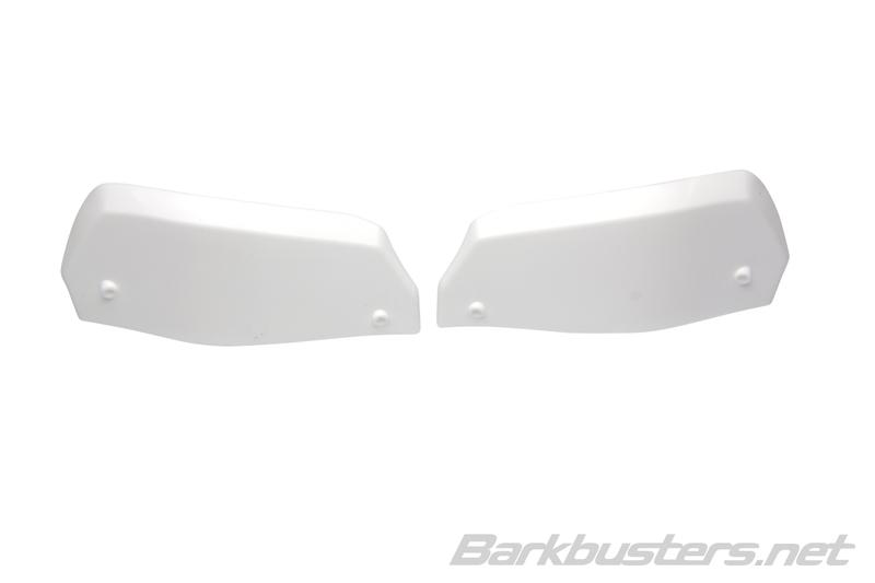 Déflecteurs BARKBUSTERS VPS blanc