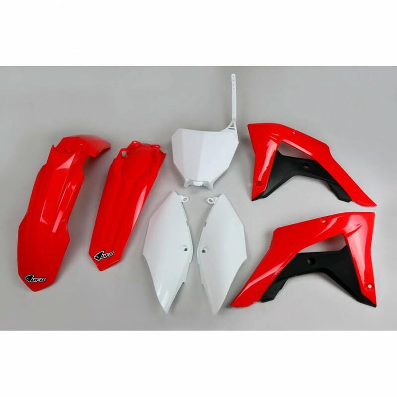 Kit plastique UFO couleur origine (2017) Honda CRF450RX