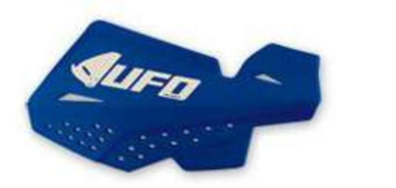 Protège-mains UFO Viper bleu