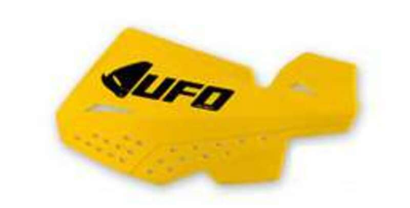 Protège-mains UFO Viper jaune