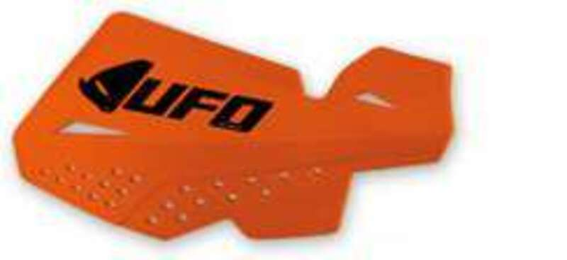 Protège-mains UFO Viper orange