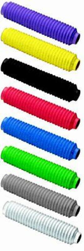 Soufflets de fourche CEMOTO bleu Ø35mm - 330mm