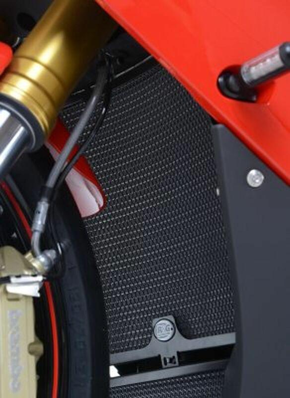 Protection de radiateur R&G Racing aluminium - BMW S1000RR