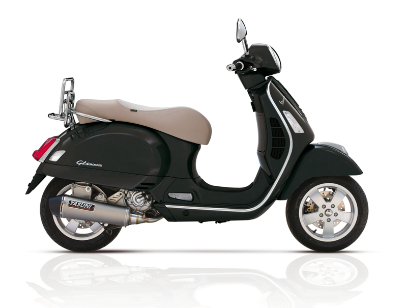 Ligne complète YASUNI Scooter 4 - Vespa GTS