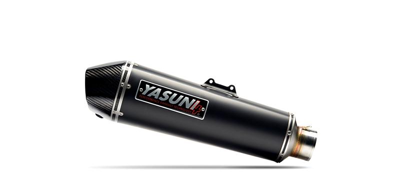 Ligne complète YASUNI Scooter 4 Carbon - HONDA SH 300