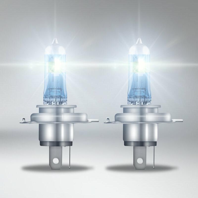 Ampoules OSRAM H4 Night Breaker Laser 12V 60/55W P43t-38 - par paire