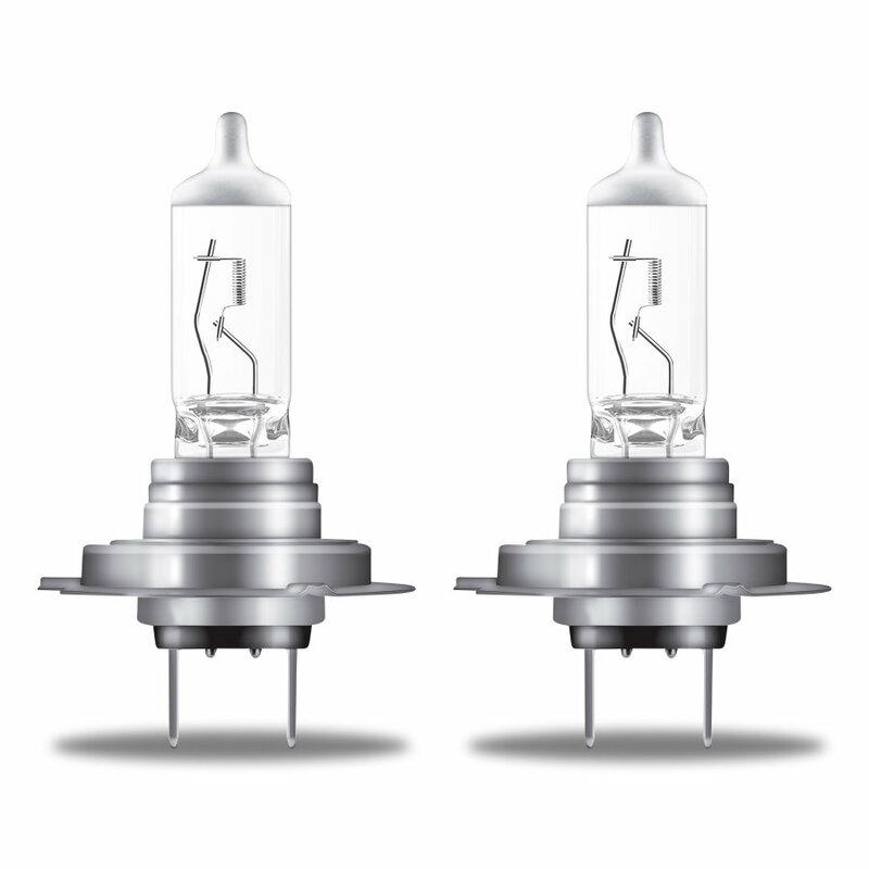 Ampoule OSRAM H4 Night Breaker Silver 12V 60/55W PX26d - à l'unité