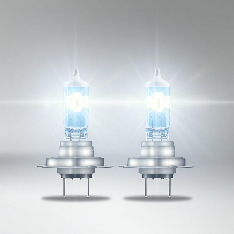 Ampoules OSRAM H7 Night Breaker Laser 12V 55W PX26d - par paire