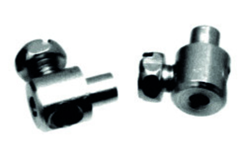 Serre-câbles ALGI Ø8mm 100 pièces
