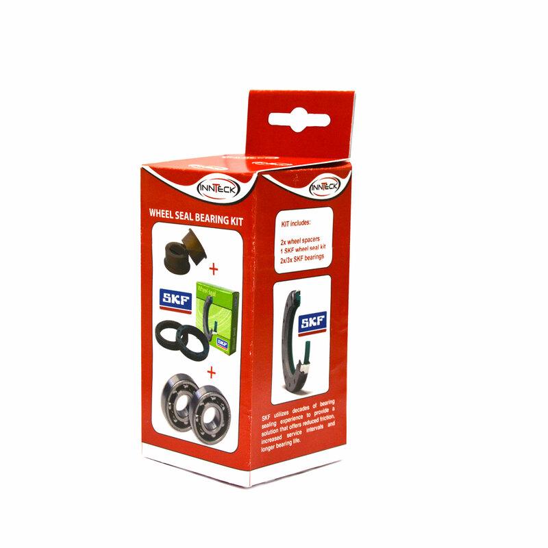 Kit roulements de roue arrière INNTECK