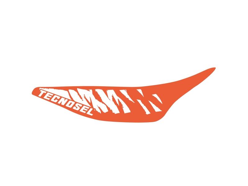 Housse de selle TECNOSEL Team Honda 1991 USA
