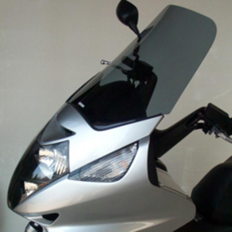 Bulle V PARTS Racing clair Honda FJS 600 Silver Wing