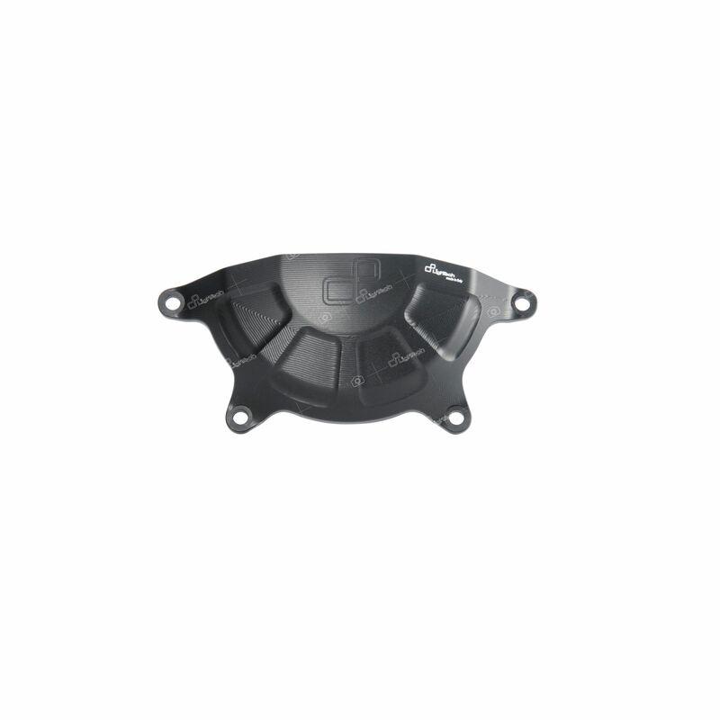Couvre-carter alternateur LIGHTECH noir BMW S1000RR