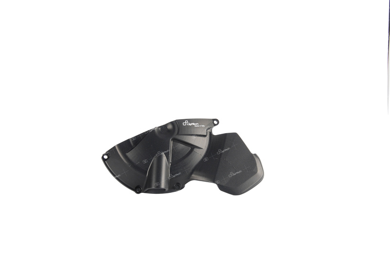 Couvre-carter embrayage LIGHTECH noir BMW S1000RR