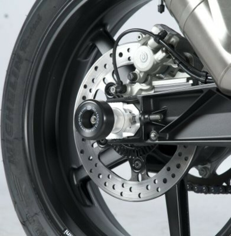 Protection de bras oscillant R&G RACING orange KTM