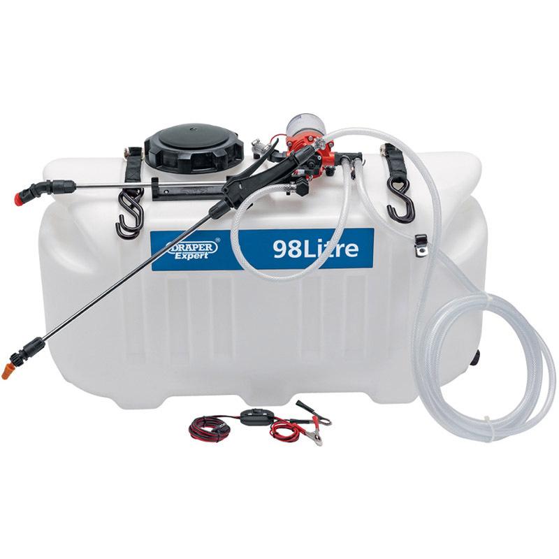 Pulvérisateur DRAPER 98 litres