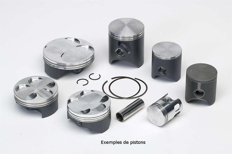 Piston TECNIUM coulé - 9106