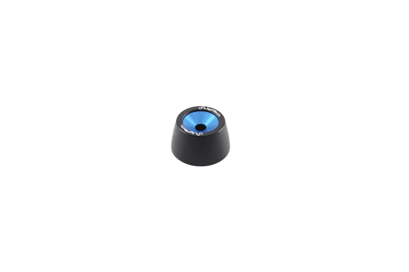 Protections fourche et bras oscillant (axe de roue) LIGHTECH bleu Suzuki GSX-S750