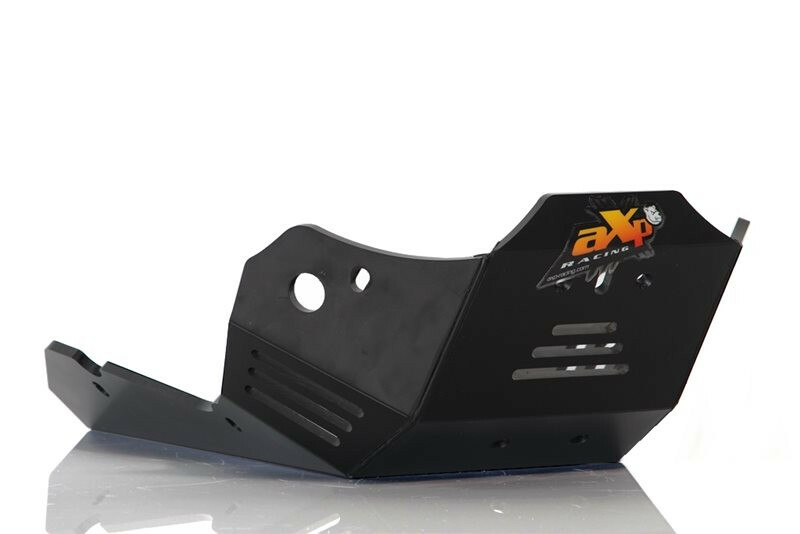 Sabot enduro AXP noir KTM 390 Adventure
