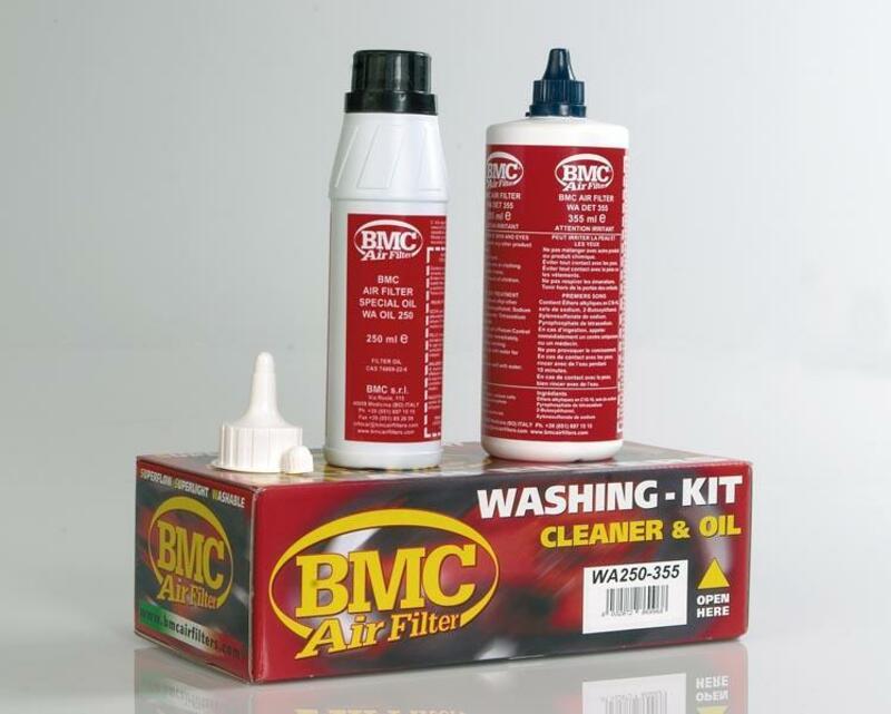 Huile filtre à air BMC - spray 200ml