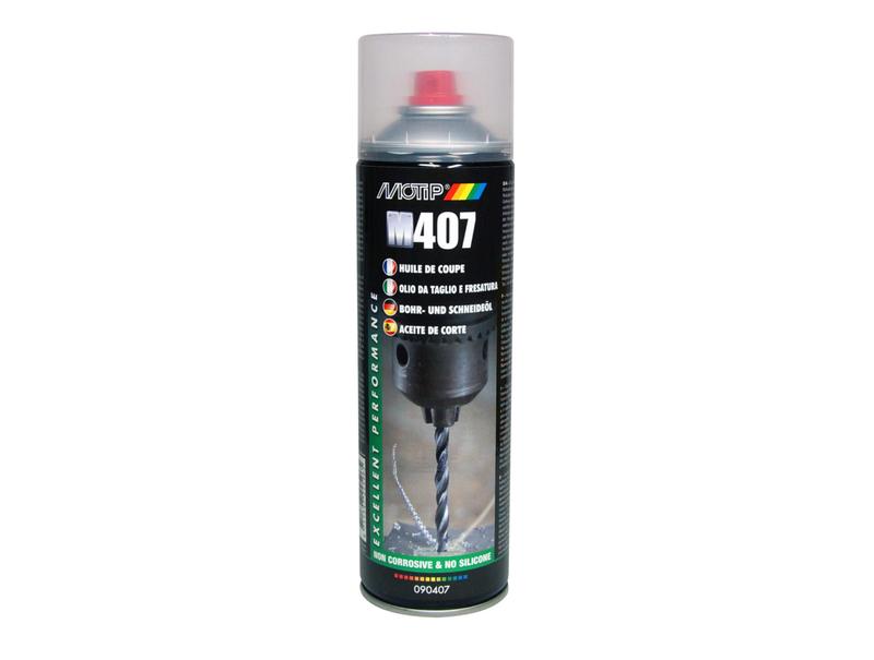 Huile de coupe MOTIP - Spray 500 ml
