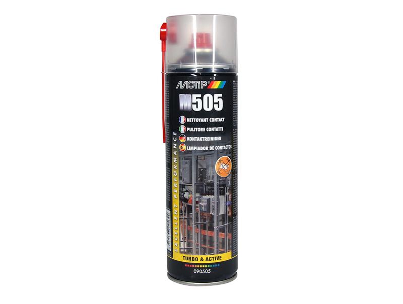 Nettoyant contact MOTIP - Spray 500 ml