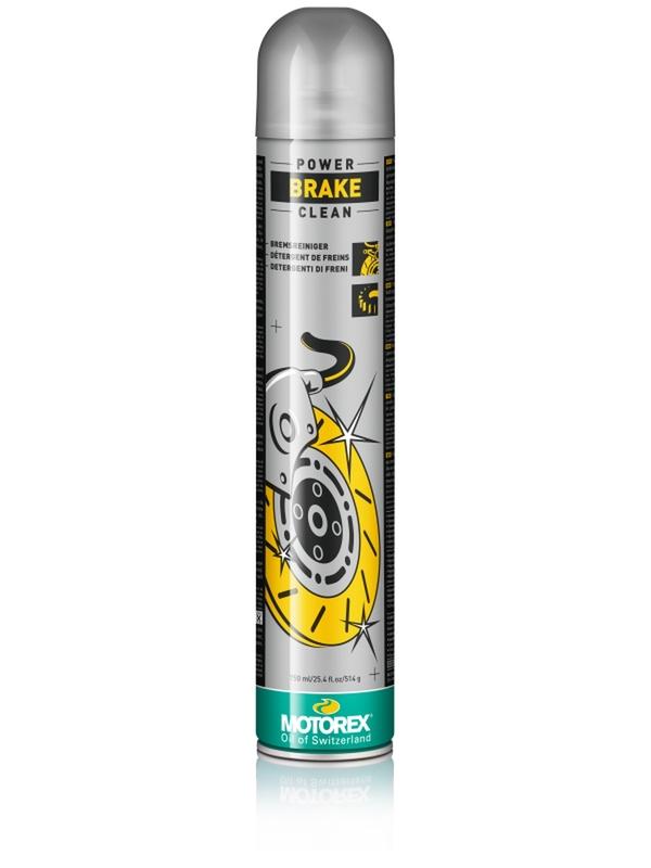 Nettoyant MOTOREX Power Brake Clean - spray 750ml