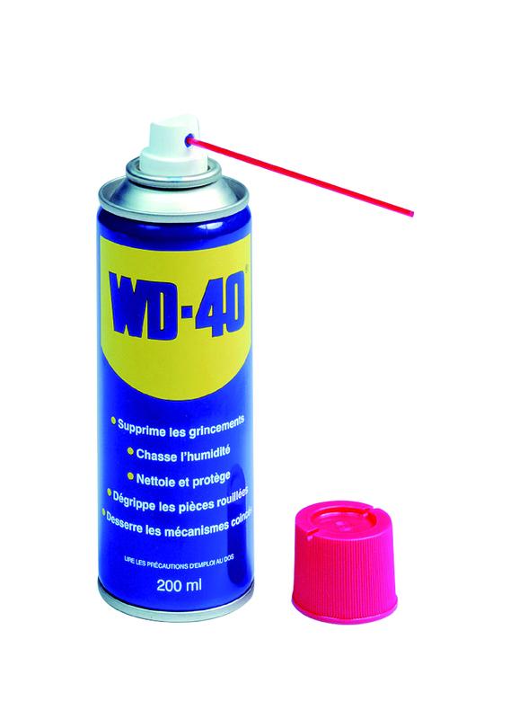 Spray multi-usage WD-40 - 200ml