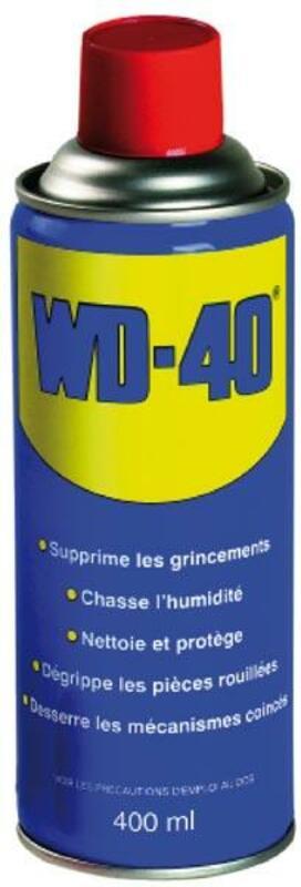 Spray multi-usage WD-40 - 400ml