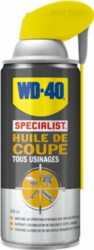 Huile de coupe WD-40 Specialist - spray 400ml