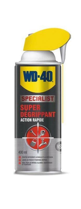 Super WD 40 Specialist® - Spray 400 ml