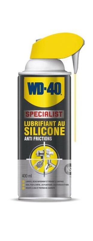 Lubrifiant silicone WD 40 Specialist® - Spray 400 ml