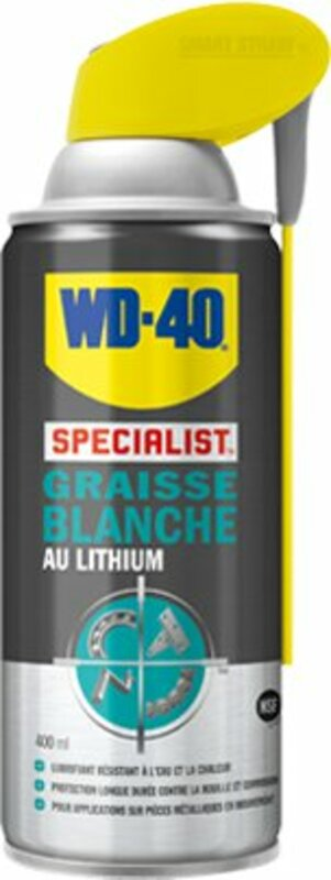 Graisse blanche WD-40 Specialist - spray 400ml