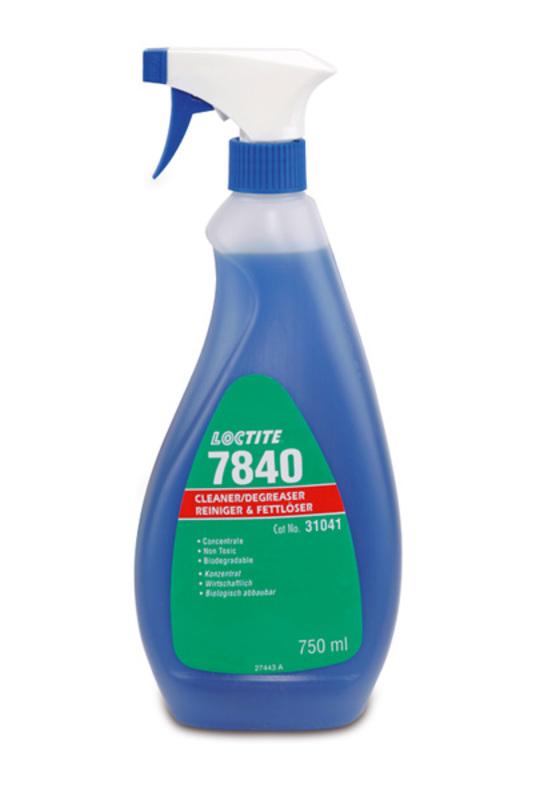 Solution dégraissante LOCTITE 7840 - spray 750ml