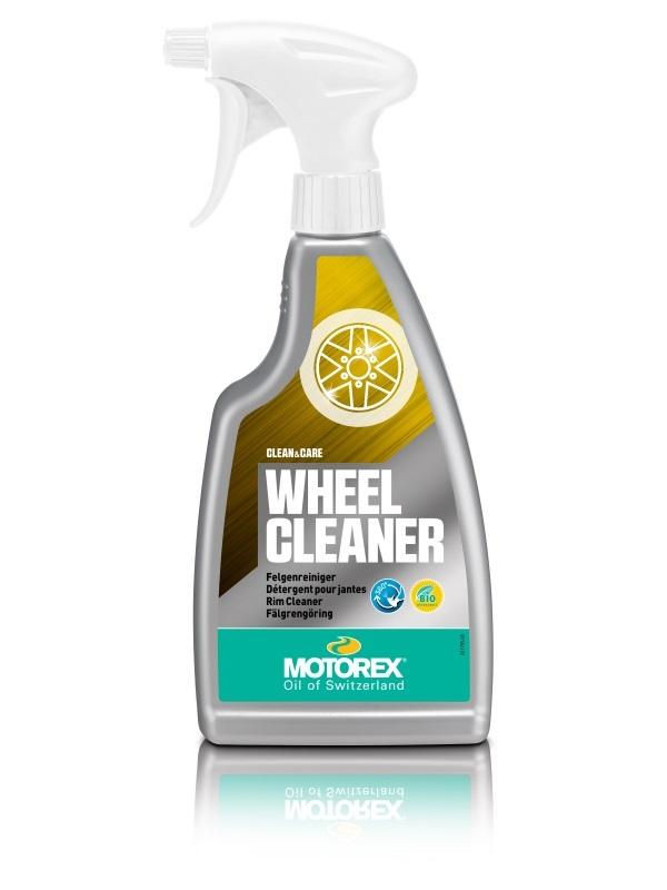 Nettoyant jante MOTOREX Wheel Cleaner - spray 500ml
