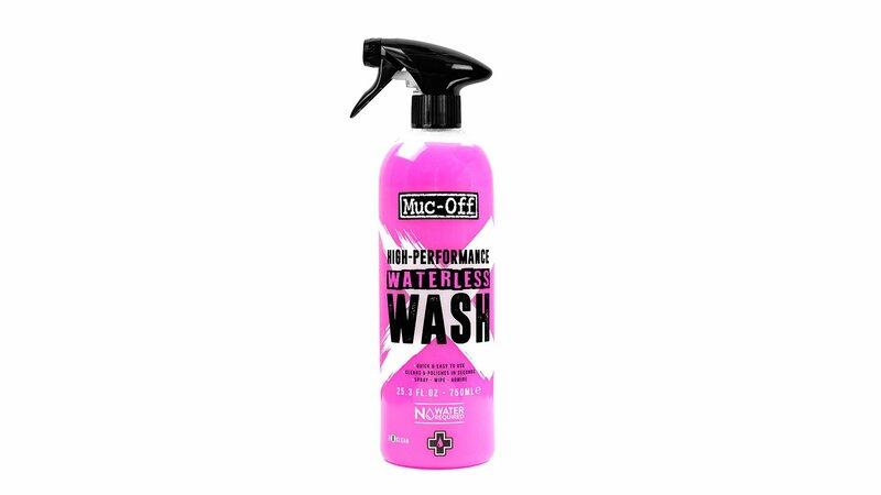 Nettoyant sans eau MUC-OFF High Performance - 750ml