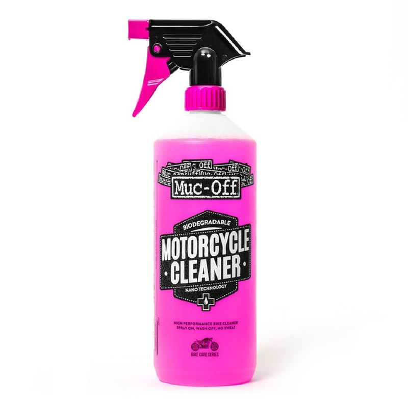 Nettoyant moto MUC-OFF - spray 1L