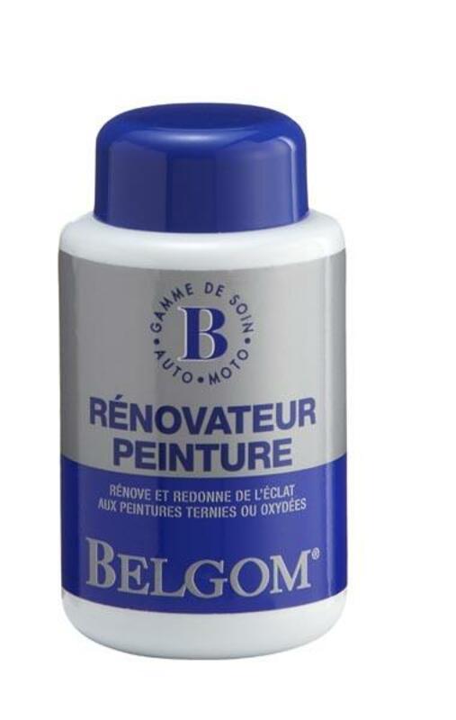 Rénovateur plastique BELGOM - flacon 250ml