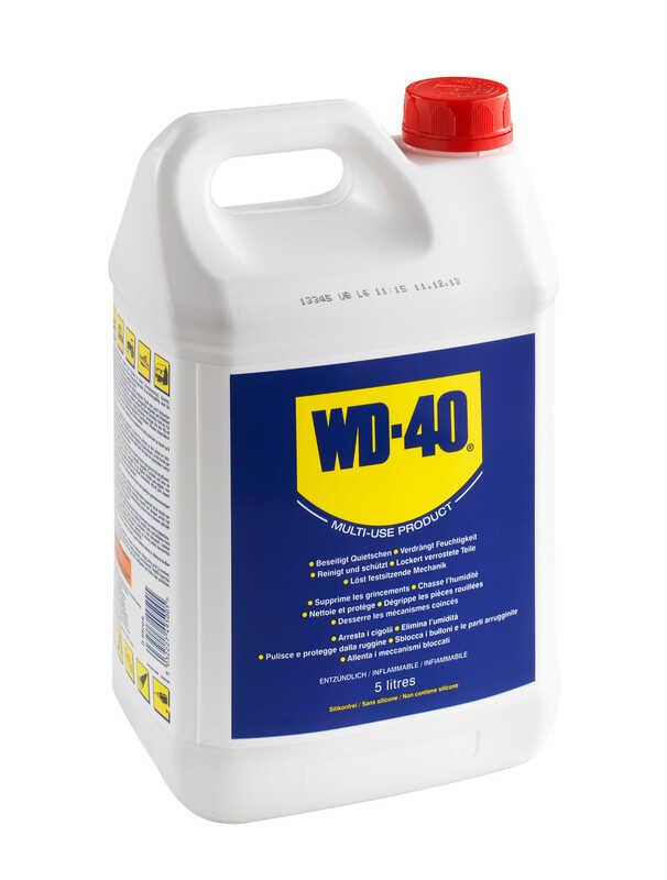 Bidon de recharge WD 40 - 5L