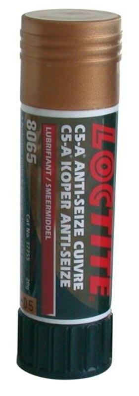 Graisse cuivre anti-grippage C5-A LOCTITE 8008 - Stick 20g