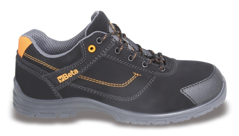 Chaussure basse en Nubuck hydrofuge BETA avec insert anti-abrasion taille 38